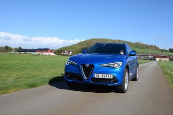 Bilde av Alfa Romeo Stelvio
