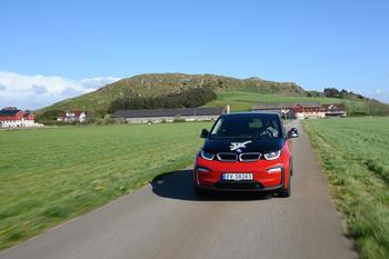 Bilde av BMW i3
